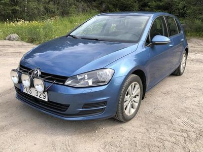 gebraucht VW Golf VII 1.6 TDI BlueMotion Technology 5dr 4Motion