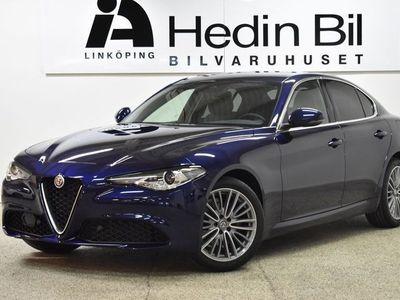 begagnad Alfa Romeo Giulia 2,0T 200Hk Ti Automat