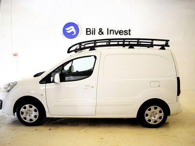 gebraucht Peugeot Partner Van 1.6 BlueHDi Euro 6 75hk