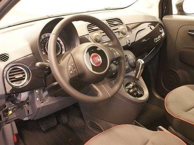 begagnad Fiat 500 Lounge Cab 1.2 /69hk