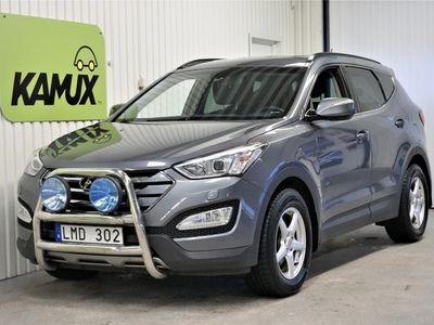 begagnad Hyundai Santa Fe 2.2 CRDi-R 4WD 7-sits Drag (197hk)