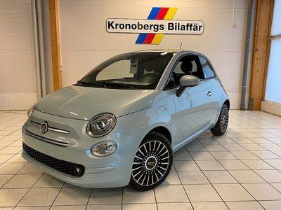 begagnad Fiat 500 Hybrid Launch Edition 1.0 Euro 6 70h
