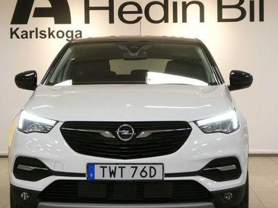 begagnad Opel Grandland X Designline P130 Automat pluspaket
