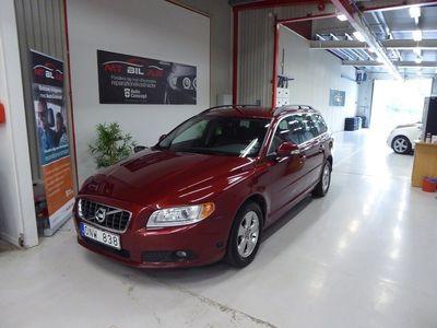 begagnad Volvo V70 D5 AWD AUT Momentum 205hk -10