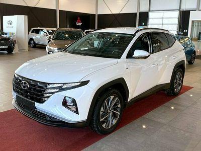 begagnad Hyundai Tucson 1.6T-GDi MHEV 150hk 6MT 2WD Essential