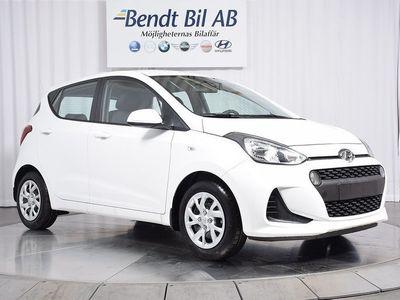 begagnad Hyundai i10 1.0 blue 67hk