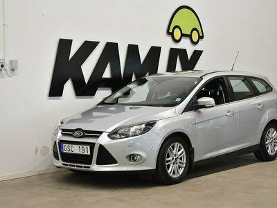 begagnad Ford Focus Kombi 1.0 EcoBoost 125hk