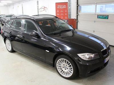 begagnad BMW 320 i Touring Advantage, Comfort 150hk Nybesiktad