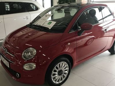 used Fiat 500 LOUNGE 1.2 69HK 2018 S&S