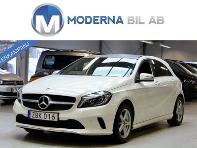 begagnad Mercedes A180 EU6 URBAN/PROGRESSIVE B-KAMERA KEYLESS