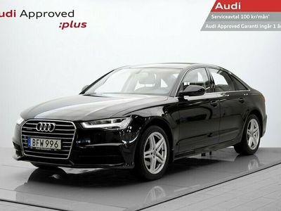 begagnad Audi A6 Sedan 2.0 TDI 190HK quattro S-tronic Navigation