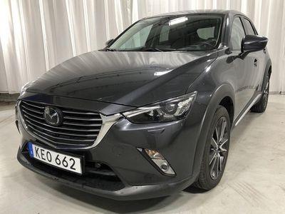 begagnad Mazda CX-3 2.0 AWD (150hk)