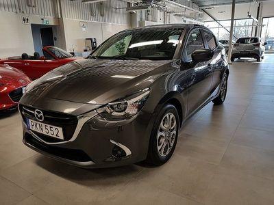 brugt Mazda 2 5-dörrar 1.5 SKYACTIV-G 115h Euro 6