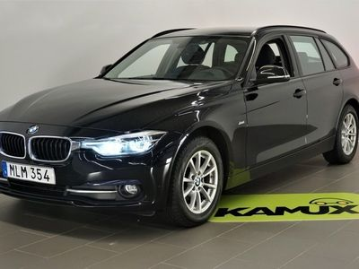 begagnad BMW 318 d xDrive Touring Sport | Skinn | Navi | 150hk