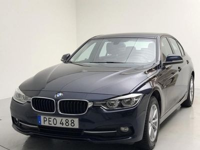begagnad BMW 320 3-serien d xDrive Sedan, F30