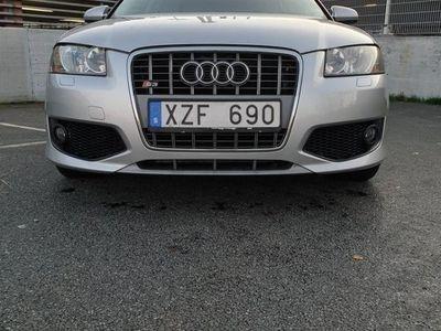 begagnad Audi A3 Sportback 2.0 TFSI Ambition