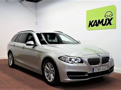 begagnad BMW 520 d xDrive Aut D-värm S&V-Hjul (190hk)