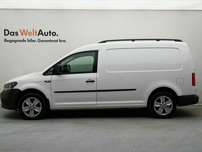 begagnad VW Caddy Maxi TDI150 DSG Komfort/P-värmare/Drag