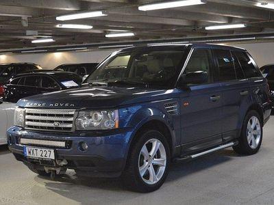 begagnad Land Rover Range Rover Sport 4.2 V8 4WD Autom 2005, SUV 119 900 kr