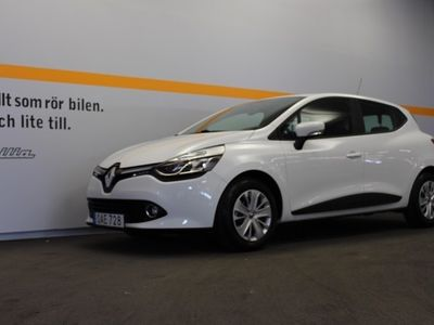 used Renault Clio 1,2 16V 75hk Expression 5-d