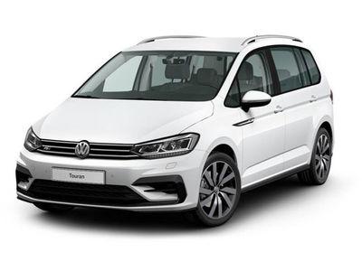begagnad VW Touran 1.5 TSI 150 DSG7