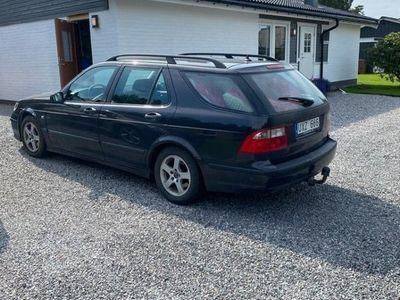 begagnad Saab 9-5 2.3l vector sportkombi