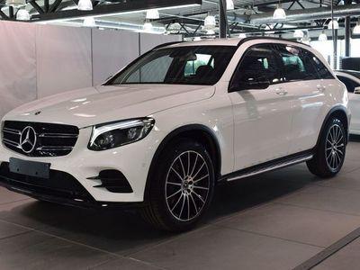 brugt Mercedes GLC250 D 4MATIC Demo/400mil