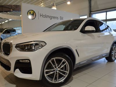 brugt BMW X4 xDrive20d Model Sport X / Connected / Värmare