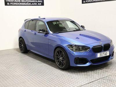 begagnad BMW M135 i I 5-DOOR S-TRONIC 326HK 3146KR/mån
