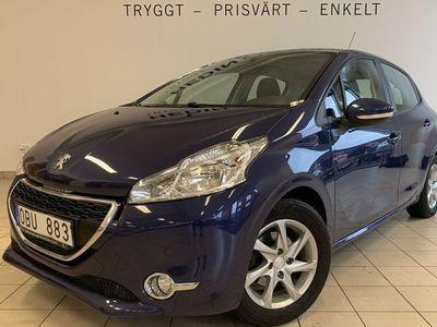 begagnad Peugeot 208 1,2 VTI Envy, Panoramaglastak, Navi
