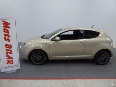 begagnad Alfa Romeo MiTo 1.4T Quattro Foglio Verde 170 Hk Manuell 3d