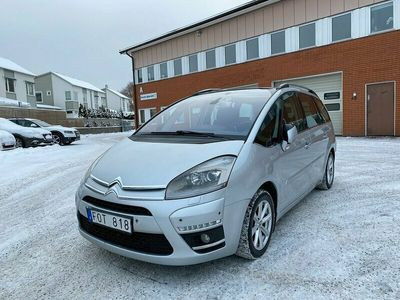 begagnad Citroën Grand C4 Picasso 1.6 e-HDi Airdream EGS 7-sits 111hk