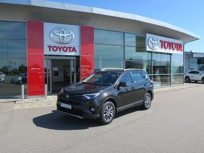 begagnad Toyota RAV4 2,5 Elhybrid AWD Active Dragkrok