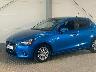 begagnad Mazda 2 1,5 90 Hk Vision