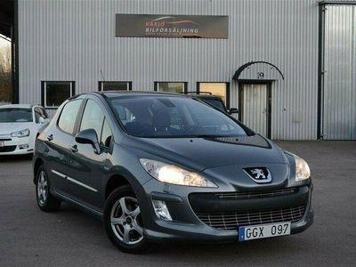 begagnad Peugeot 308 5-dörrar 1.6 THP Lågmilare 150hk