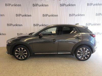 begagnad Mazda CX-3 2.0 OPTIMUM AUT Dragkrok V-Hjul