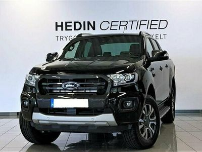 begagnad Ford Ranger Double Cab WILDTRACK 4X4 - 213hk DEMO
