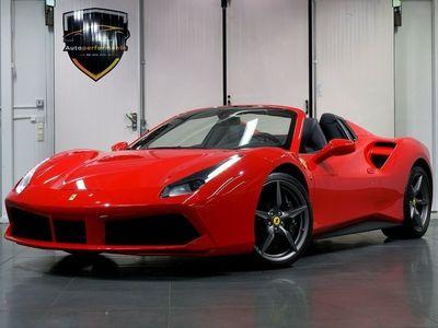 begagnad Ferrari 488 Spider / Led / 1000mil -16