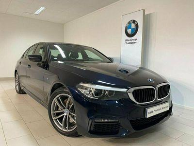 begagnad BMW 520 d xDrive Sedan M-Sport/ Navi/ Drag/ HiFi/ 1100 mil