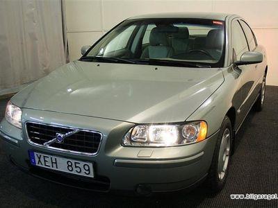 begagnad Volvo S60 S60 2.4Kinetic Sedan 2006