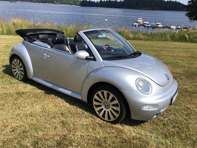 begagnad VW Beetle NewCabriolet Sport,