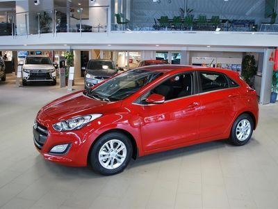 begagnad Hyundai i30 5d 1.6 CRDi 110 M6 Comforteco (miljöbil)
