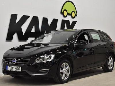 begagnad Volvo V60 D2 | Kinetic | S&V-Hjul | 115hk