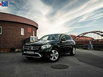 begagnad Mercedes GLC220 dealer