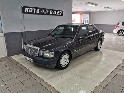 begagnad Mercedes 190 2.0 4G-Tronic 122hk