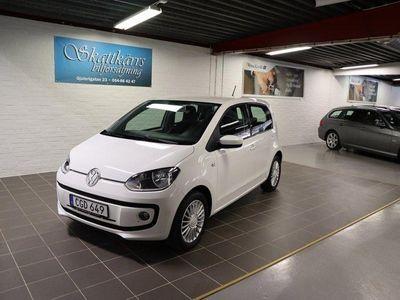 gebraucht VW up! ! 5-dörrar 1.0 Drive 75hk