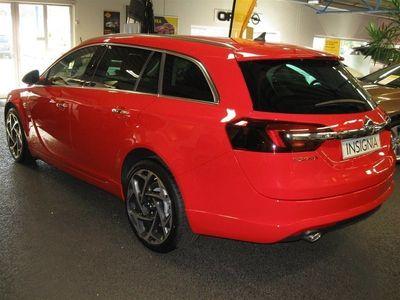 begagnad Opel Insignia Sports Tourer Business 2.0 CDTI AT6 4x4 OPC 2016, Kombi 326 700 kr