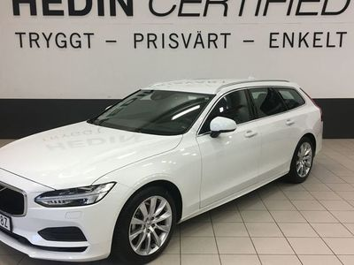 begagnad Volvo V90 D4 AWD Geartronic, 190hk, 2020