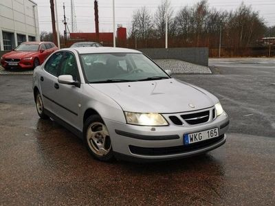 begagnad Saab 9-3 sportsedan 2.0t dragkrok
