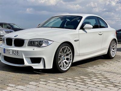 begagnad BMW 1M Coupé Manuell, 340hk